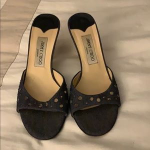 Jimmy Choo shoes. Size 38. Gently worn